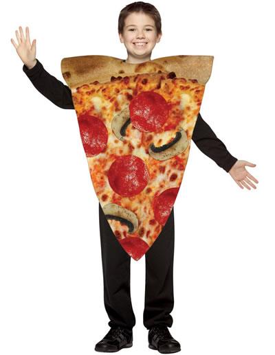 Déguisement garçon Pizza