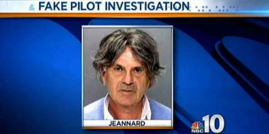 3 mois de prison pour s'être déguisé dans un avion