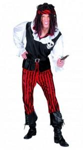 Déguisement Carnaval Pirate