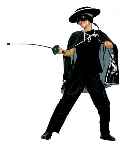 Déguisement Carnaval Zorro