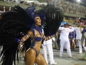Le Carnaval de Rio 2014