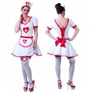 Déguisement Infirmière Saint Valentin