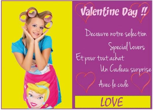 Stockofolie Saint Valentin